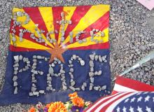 arizona peace flag