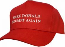 make donald drumf again hat hbo - Edited