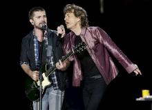 Juanes and Rolling Stones