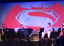 Batman Superman Press Conference