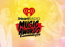iHeartRadio Music Awards 2016 Nominations
