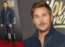 MTV Movie Awards 2016 Red Carpet Photos: Chris Pratt