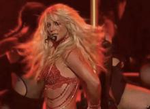 Britney Spears At BBMAs 2016