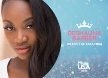 Miss USA 2016 Contestants: District Of Columbia