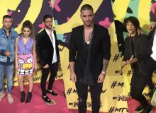 MTV MIAW 2016 Pink Carpet Photos
