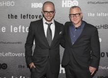Damon Lindelof and Tom Perrotta