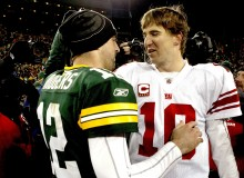 Aaron Rodgers-Eli Manning