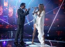 JLo and Marc Anthony