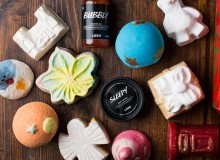 Bath Bombs And Balms From Lush USA