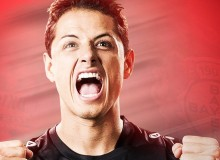 Chicharito Finally Scores