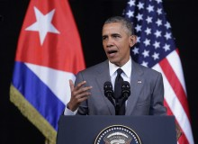 Barack Obama Ending Cuban Policy