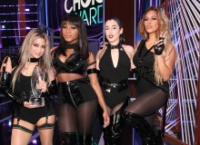 Fifth Harmony At People's Choice Awards 2017