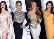 People's Choice Awards 2017 Red Carpet Photos