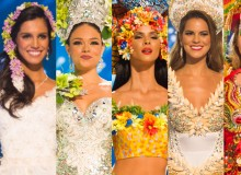 Miss Universe 2017 National Costumes Photos