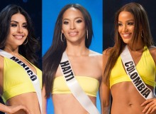 Miss Universe 2017 Finalists: Top 9