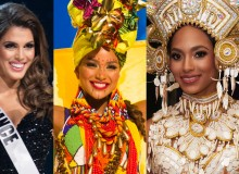 Miss Universe 2017: Top 3