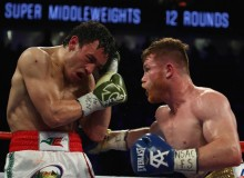 Chavez jr. Vs. Canelo