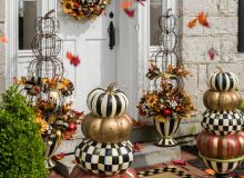 Stylish Home Trends, Must-Haves For Fall, Halloween, Dia De Los Muertos