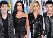 American Music Awards 2017 Red Carpet Photos