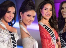 Miss Universe 2017 Contestants