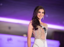 Miss Universe 2017 Evening Gown Photos: Mexico