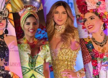 Miss Universe 2017 National Costume Show