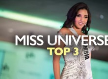Miss Universe 2017 Top 3