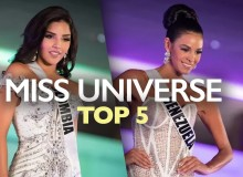 Miss Universe 2017 Top 5