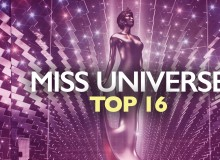 Top 16 Miss Universe 2017