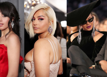 Camila Cabello, Bebe Rexha, and Beyoncé memorable looks from the 2018 Grammy Award