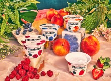 Chobani Product Photography