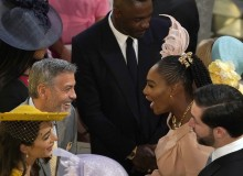 Celebrities and their Royal Friends