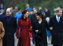 Prince William, Kate, Meghan, Prince Harry