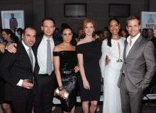 Suits original cast members