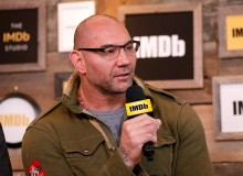 Guardians of the Galaxy star Dave Bautista