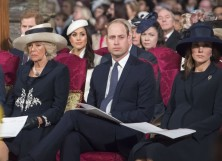 Prince Harry, Camilla Parker Bowles, Meghan Markle, Prince Harry and Kate Middleton