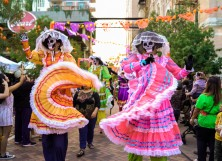 Day of the Dead celebrations in the U.S.