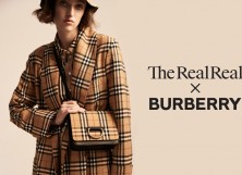 Burberry And The RealReal Join Forces To Make Fashion Circular