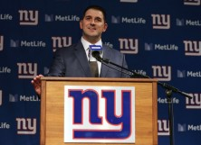 New York Giants Coach Joe Judge