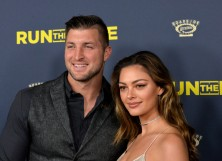 Tim Tebow Demi-Leigh Nel-Peters