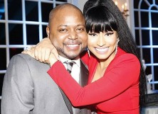 Nicki Minaj And Jelani Maraj