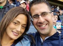 NYPD Cop Michael Valva And His Fiancee