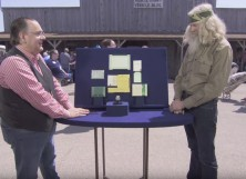 """A veteran has his watch appraised in a episode of """"Antiques Roadshow."""" (Antiques Roadshow)"""