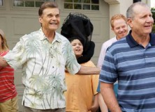 Fred Willard in Modern Family
