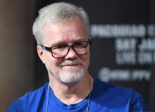Manny Pacquiao's trainer Freddie Roach