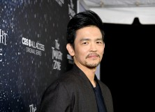 "John Cho attends CBS All Access new series ""The Twilight Zone"" premiere at the Harmony Gold Preview House and Theater"