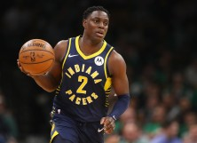 Darren Collison #2 of the Indiana Pacers