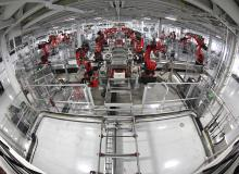 Tesla factory accident injures 3 workers