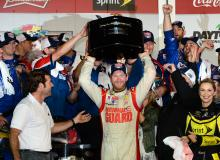 dale earnhardt jr daytona 500 2014