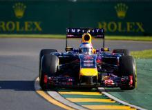 Red Bull Australian F1 Grand Prix in Melbourne